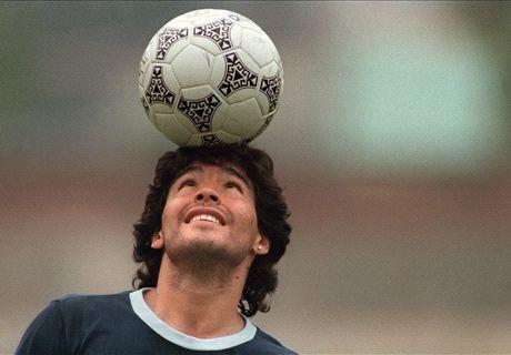 Todos saludan a Diego