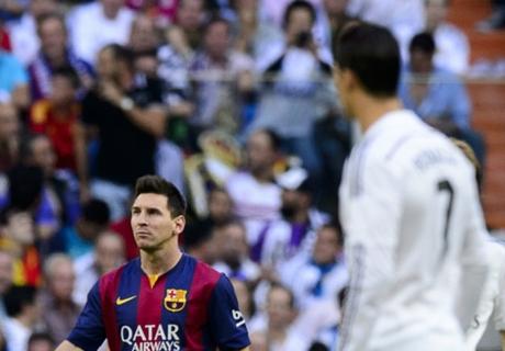 'Ronaldo not as skilful as Messi'