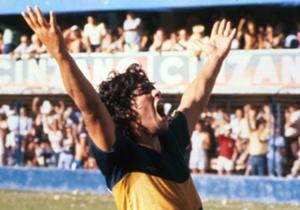 I due anni al Boca Juniors: la squadra del suo cuore