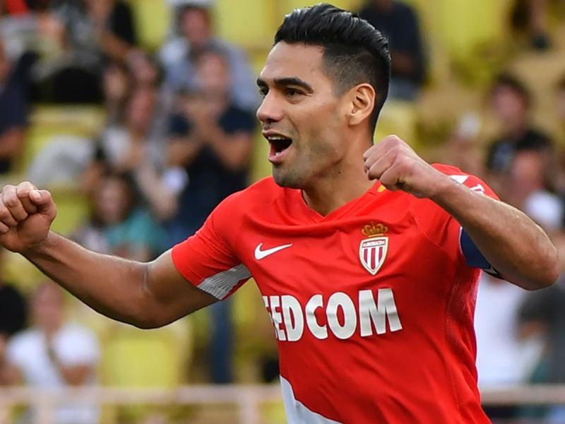 AS Monaco, Falcao élu meilleur joueur du mois d'août