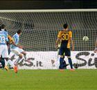 Pagelle Verona-Lazio: Lulic scheggia