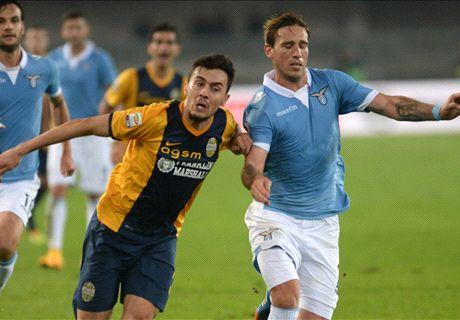 Verona Tahan Imbang Lazio