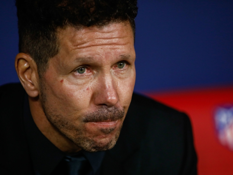 Simeone: I'd pick Neymar ahead of Mbappe