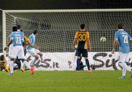 Toni trifft gegen Lazio, Juve patzt