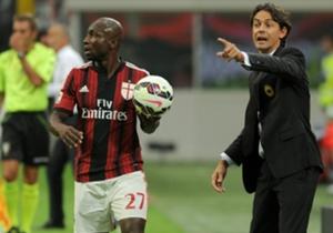 Pablo Armero (Milan): 13 minuti giocati