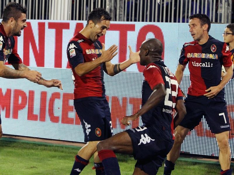 Ultime Notizie: Cagliari, Giulini vede il bicchiere mezzo vuoto: