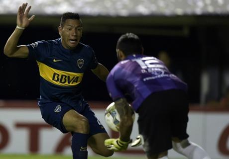 Sudamericana: Boca 1-0 Cerro Porteño