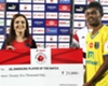 Sabeeth: David James asked me to stand at the first post