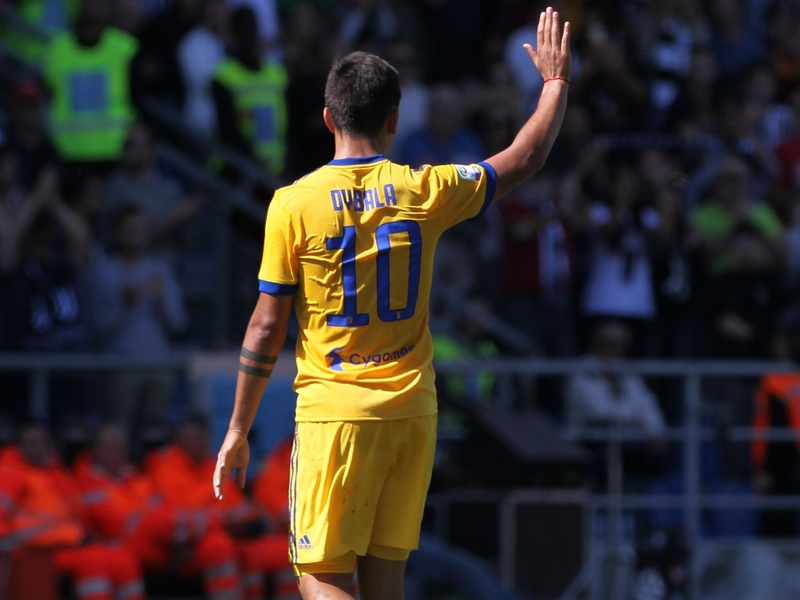 Dybala shoots down Messi comparisons after stunning Juventus display