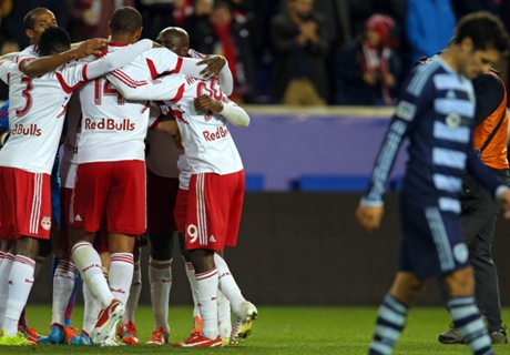 Red Bulls Exorcise Playoff Demons