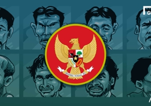 Galeri Kartun: Parade Jersey Timnas Indonesia Dari Piala AFF Ke Piala AFF
