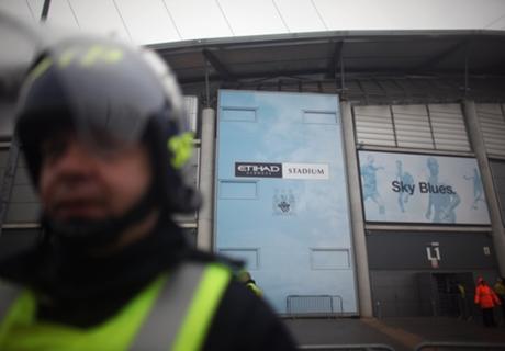 Polisi Manchester Khawatirkan Kemunculan Drone Di Atas Etihad Stadium