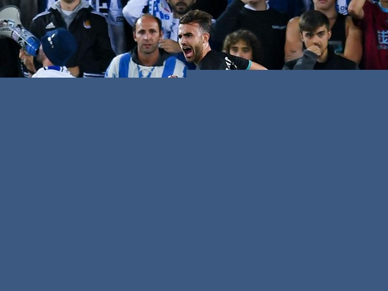 Real Sociedad 1 Real Madrid 3: Mayoral and Bale crucial as Zidane's men return to winning ways