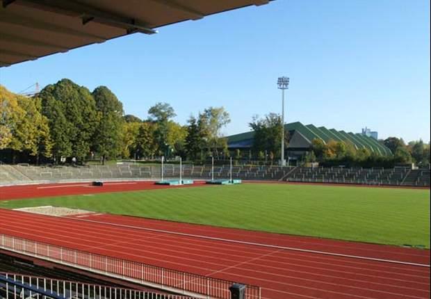Heimspielstätte der U23 des BVB: Rote Erde
