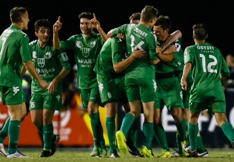 Greens host Glory, Mariners at Adelaide