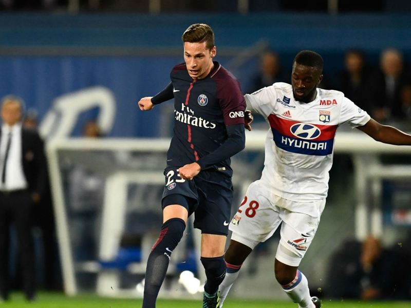 Olympique lyonnais - Jusqu'aux crampes face au PSG, Tanguy Ndombélé a révélé un immense talent