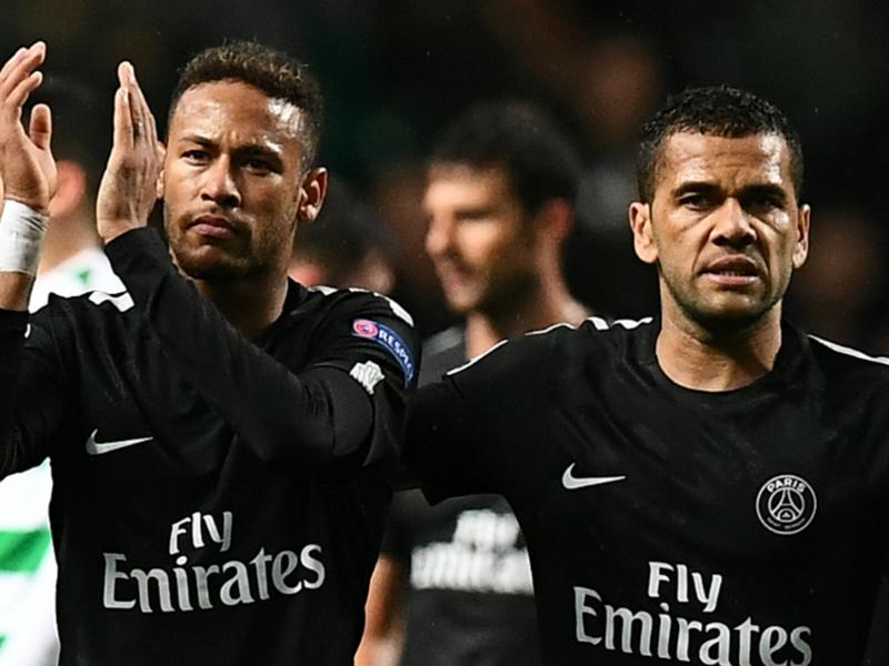 Paris Saint-Germain - Dani Alves livre ses vérités sur la Ligue des champions et Neymar