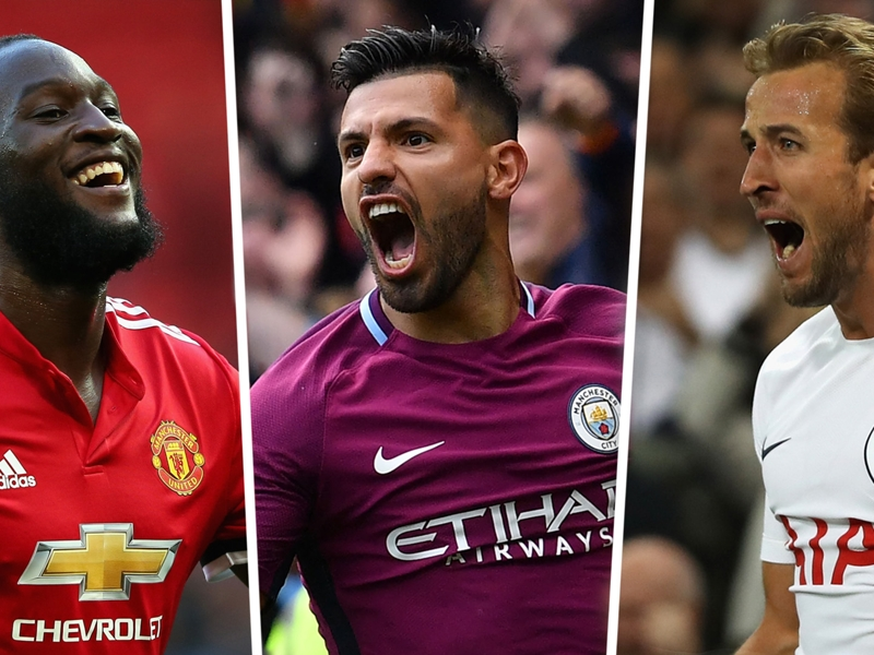 Premier League top scorers 2017-18: Salah stretches lead over Kane & Sterling