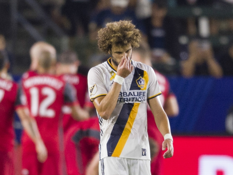 MLS Wrap: LA Galaxy hit rock bottom, Atlanta United flying high and more