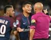 Thiago Silva teria impedido briga entre Neymar e Cavani no vestiário do PSG
