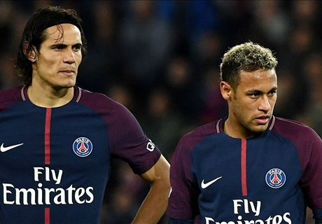 Cavani must learn Neymar's the boss now