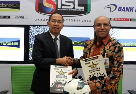 Bank Papua Sponsori ISL