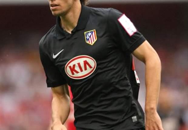Atlético: Leandro Cabrera al fin ve recompensado su esfuerzo