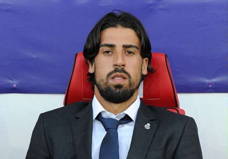 Ancelotti: Khedira has role to play