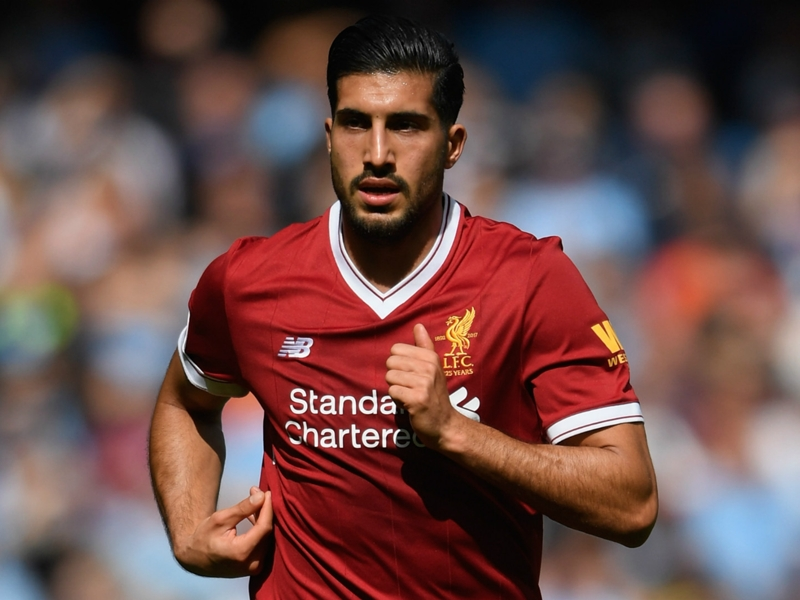 Emre Can urges Liverpool players to go in hard on Man Utd