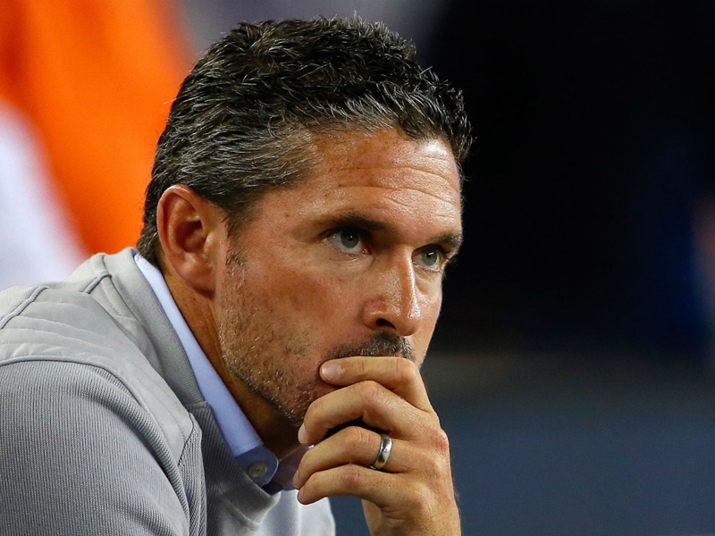 Revolution part ways with Jay Heaps after six seasons