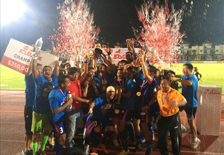 Warriors and Balestier prepare for AFC Cup Games