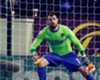 Leeds United goalkeeper Andy Lonergan during the EFL Cup win at Burnley
