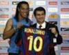 Ronaldinho: Why I chose Barca over Utd