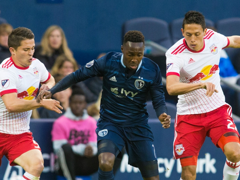 Sporting KC looks to lift another U.S. Open Cup trophy while Red Bulls seek their first