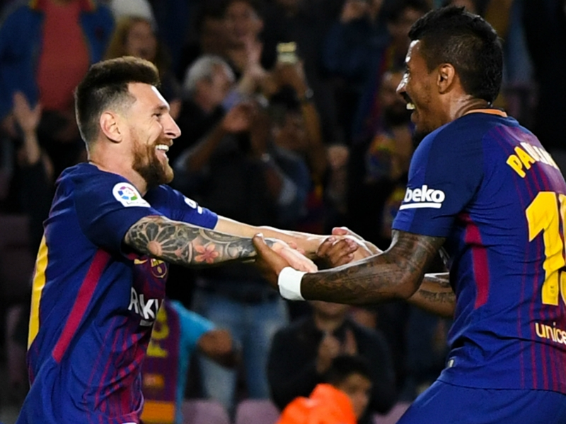Messi asked me to join Barca during Brazil vs Argentina – Paulinho