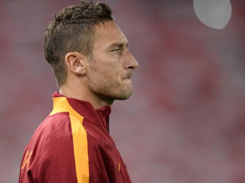 Ultime Notizie: La voce di Totti su Napoli-Roma: