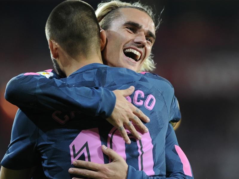 Athletic Bilbao-Atletico Madrid 1-2, Griezmann inspire l'Atletico
