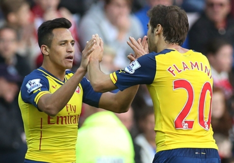Flamini: Don't compare Alexis and Henry