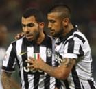 Tevez is at his best at Juve - Veron