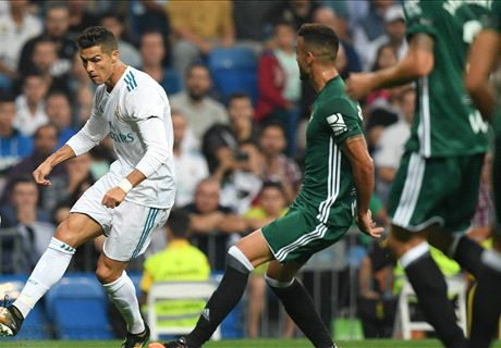 Real Madrid lijdt nederlaag in 94e minuut