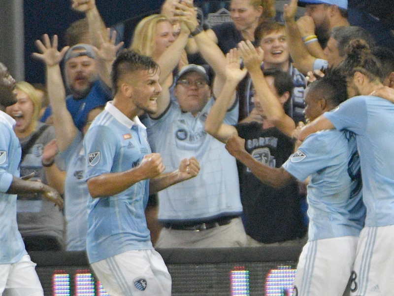 Sporting Kansas City wins U.S. Open Cup