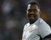 Itumeleng Khune, Kaizer Chiefs, stops a penalty against Maritzburg United