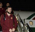 Roma atterrata a Napoli: trasferta blindata