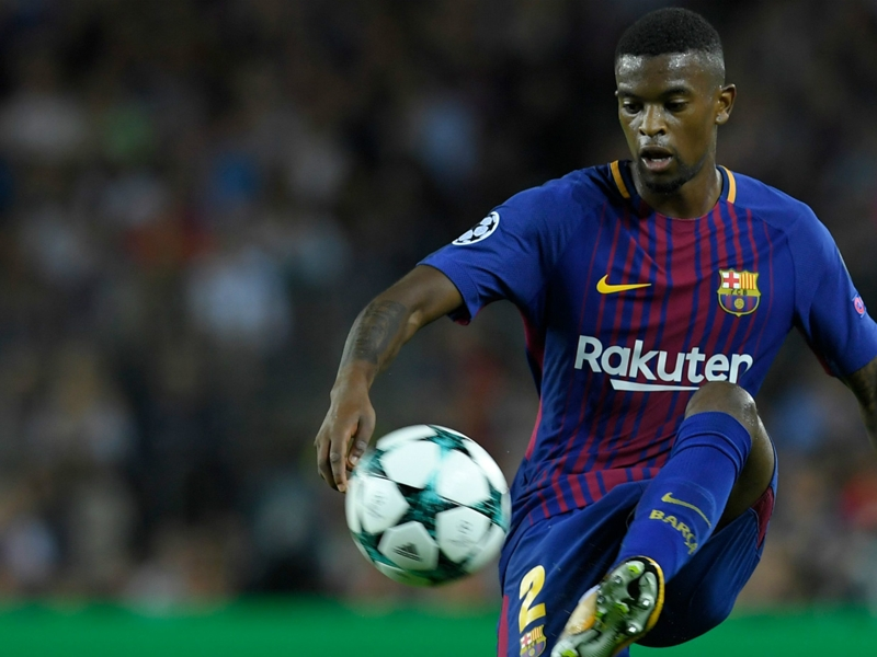 Barça, Nelson Semedo absent 5 semaines