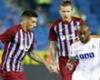 Jose Sosa Vagner Love Trabzonspor Alanyaspor 09222017