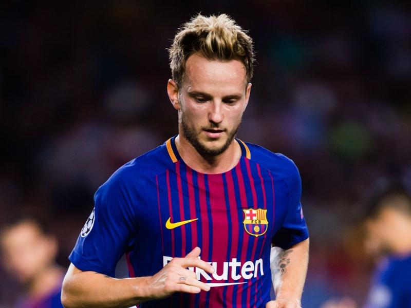 Barcelona team news: Rakitic benched as Catalans face Olympiakos