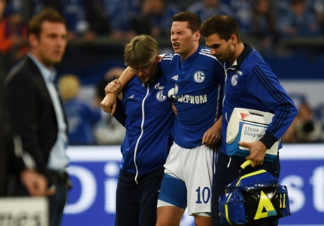 Di Matteo: Draxler injury a real blow