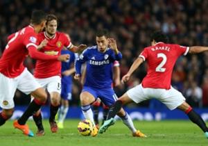 Eden Hazard | Chelsea | 5,33 dribbles réussis par match cette saison | Statistiques Opta