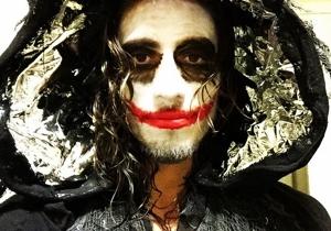 Martin Caceres versione Joker