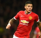 Rojo returns to Man Utd training